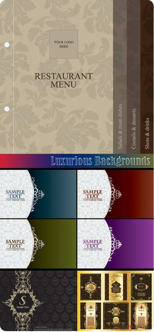 Luxurious Backgrounds