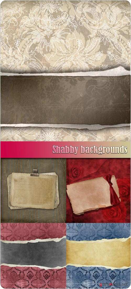 Shabby backgrounds