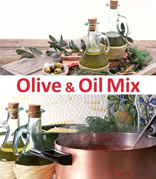 Olive & Oil mix