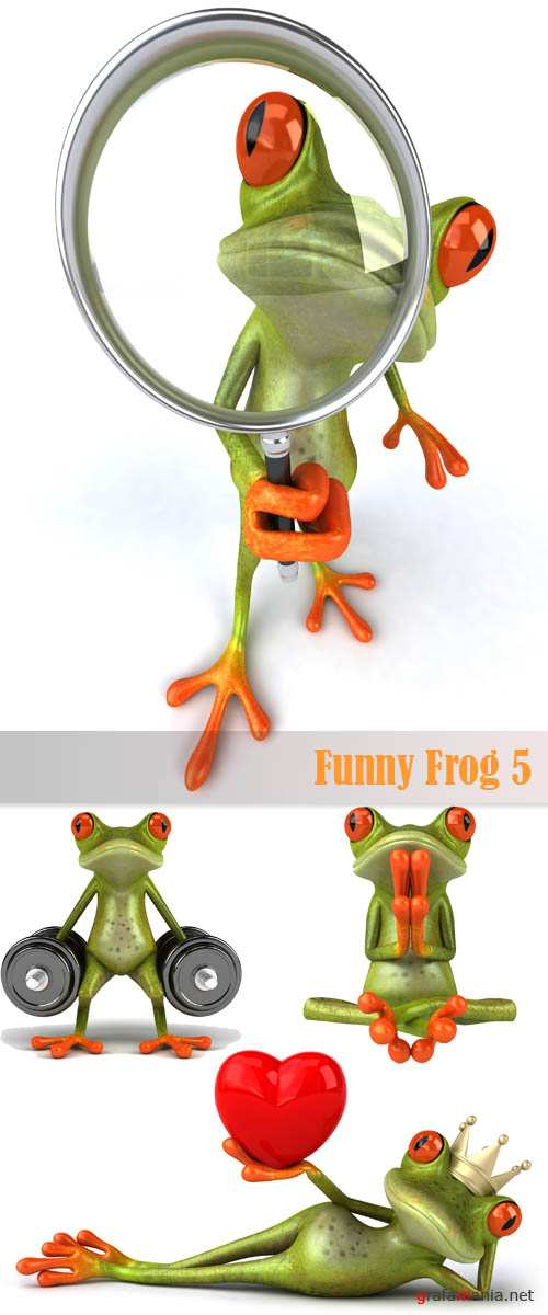 Funny Frog 5