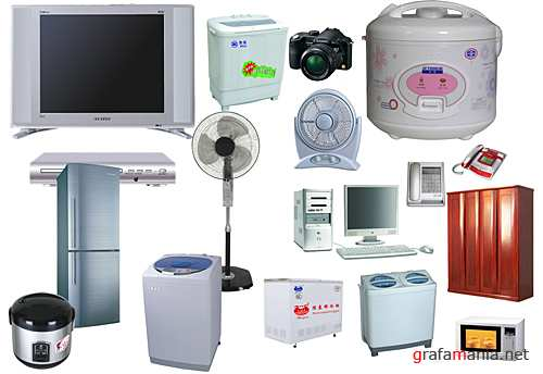 PSD - Home appliances