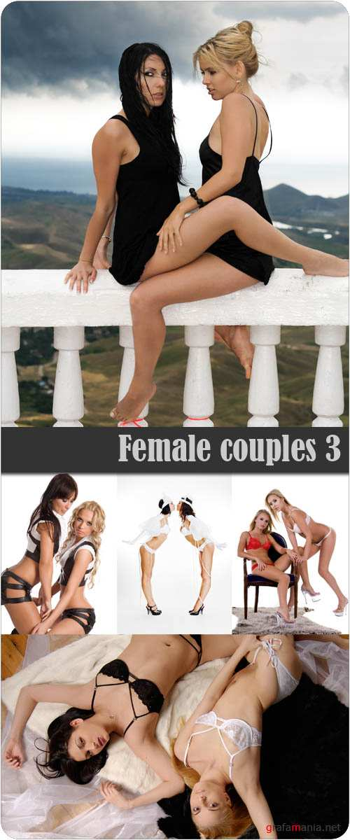 Female couples 3