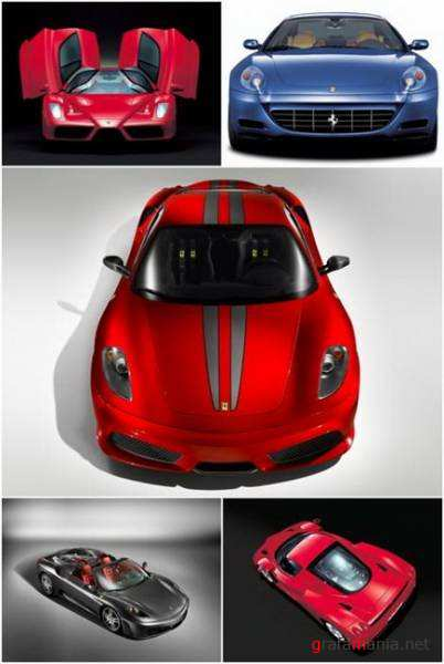 Wallpapers - Ferrari Pack#2 [HQ]