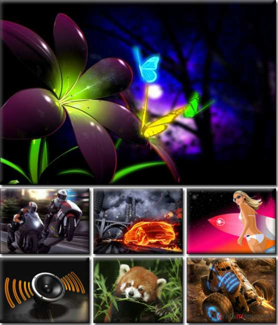 Best Mixed Wallpapers Pack (32)