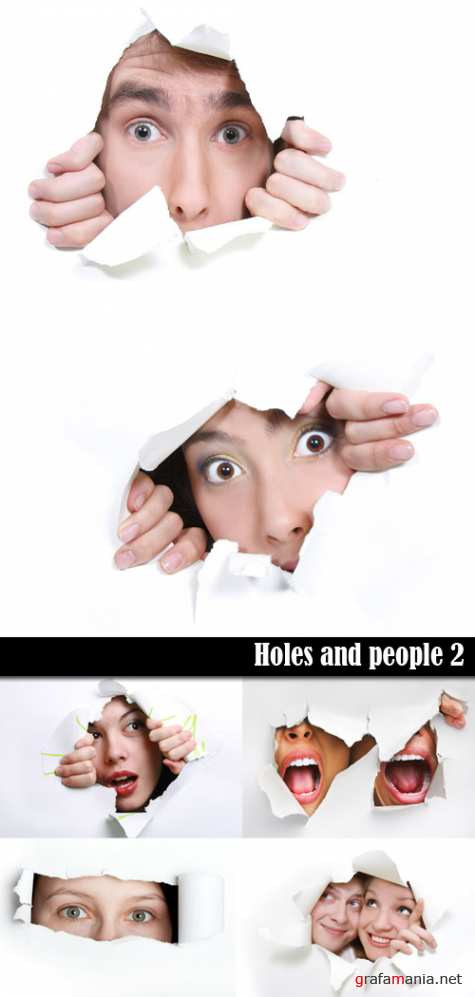 Holes and people 2