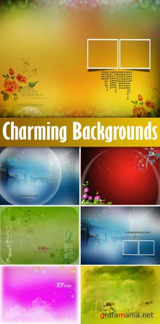 Charming Backgrounds
