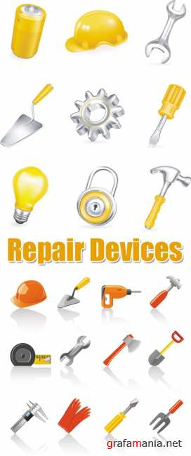 Repair Devices Vector