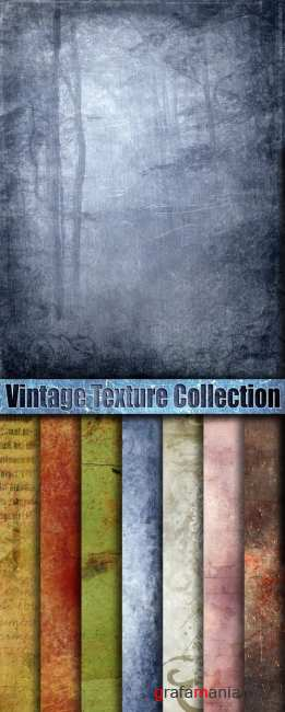 Vintage Texture Collectoin