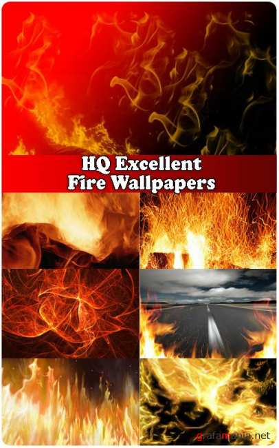 HQ Excellent Fire Wallpapers