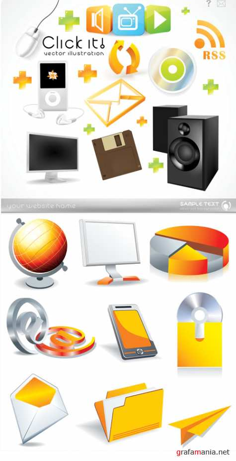 3D icons 15