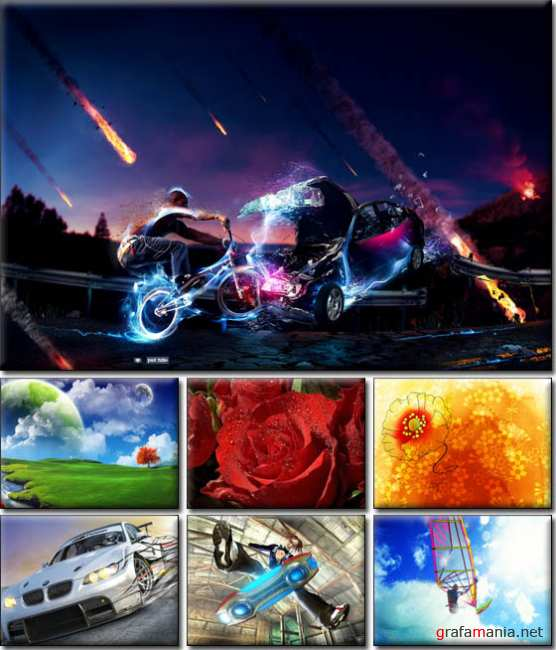 Best Mixed Wallpapers Pack (43)