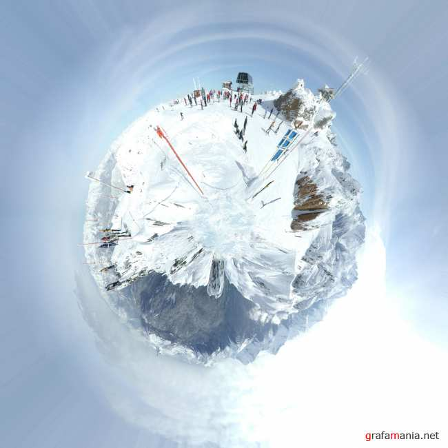 70 Beautiful Examples Polar Panorama Photography