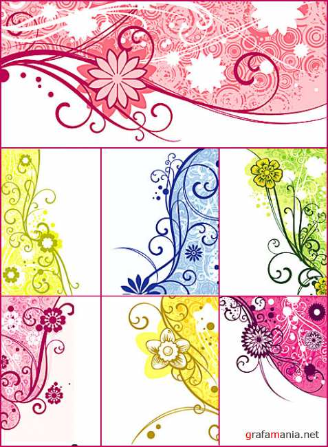 Stock vector - Floral design
