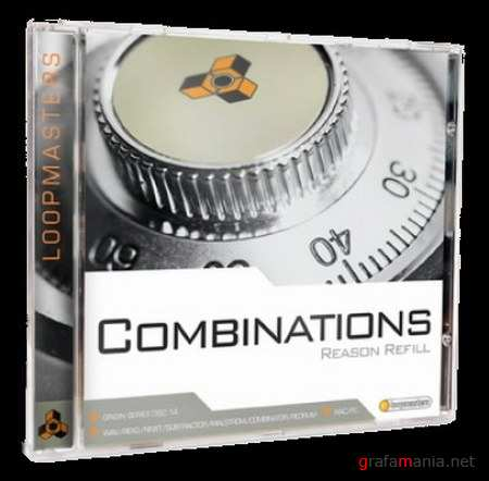 Loopmasters Combinations REFiLL DYNAMiCS