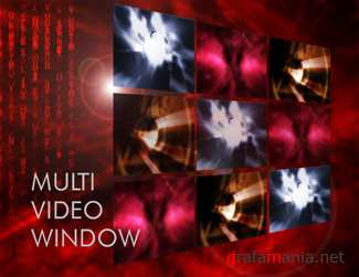 Multi Video Window Project AE