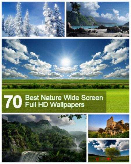 70 Best Nature Wide Screen Full HD Wallpapers