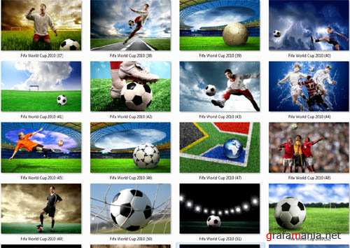 FIFA World Cup 2010 Wallpapers