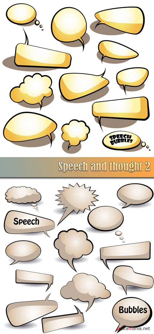 Speech and thought 2