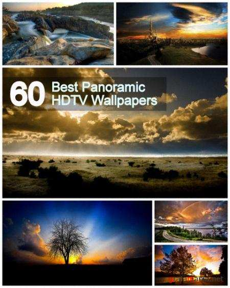 60 Best Panoramic HDTV Wallpapers