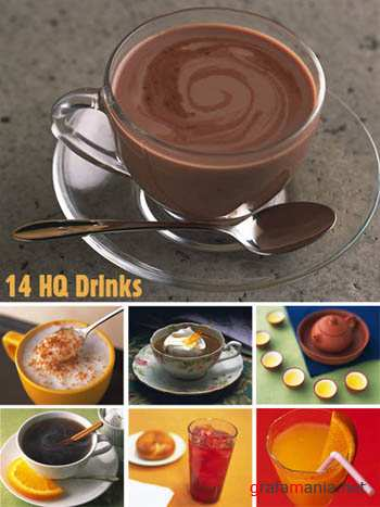 14 HQ Drinks
