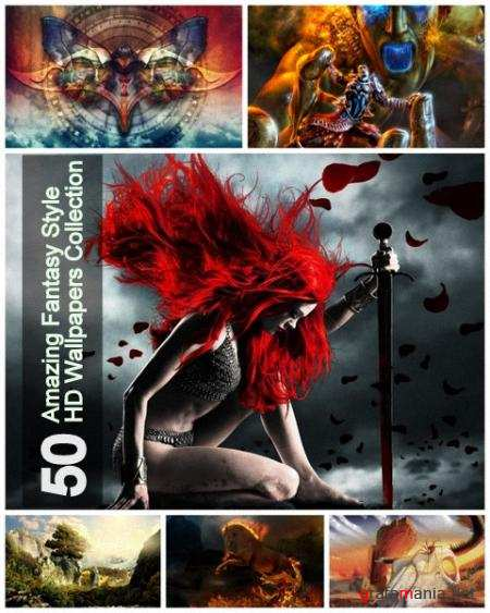 50 Amazing Fantasy Style HD Wallpapers Collection