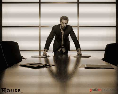 Wallpapers - House M.D. Pack