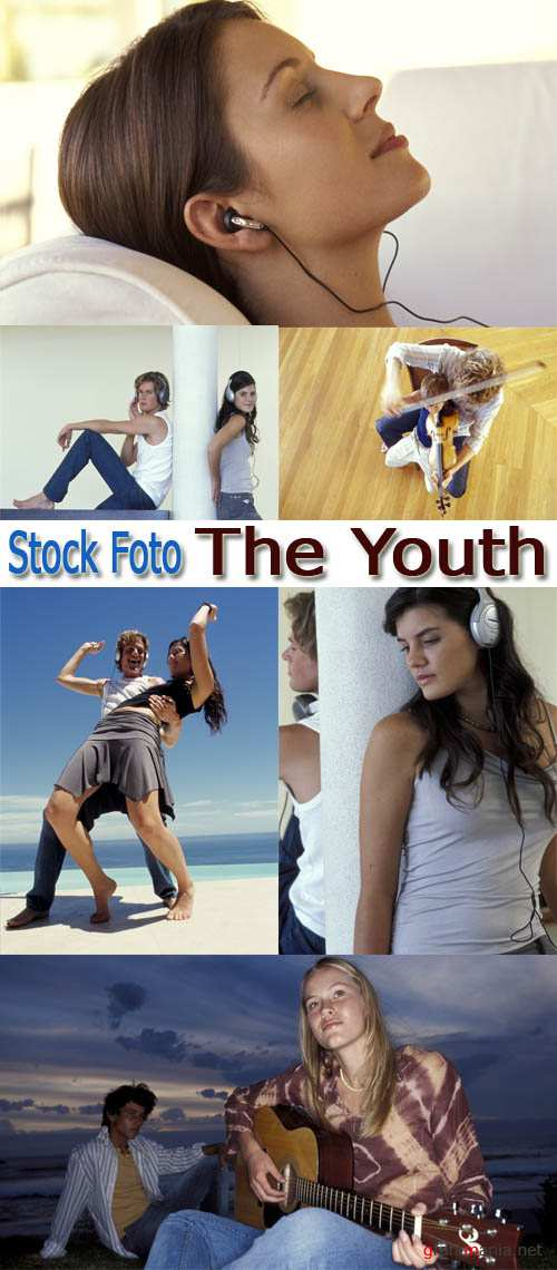 Stock Foto: The Youth