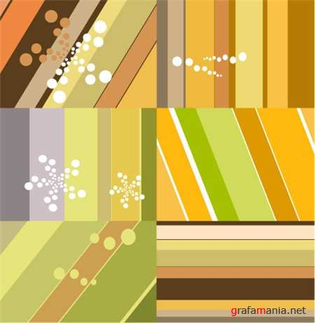 Vector stock - Line Elements background