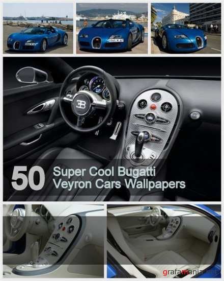50 Super Cool Bugatti Veyron Cars Wallpapers