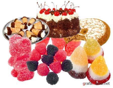 PNG Clipart - Sweets