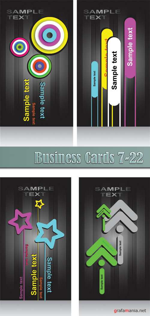 Business Cards 7-22