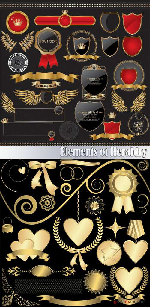 Elements of Heraldry