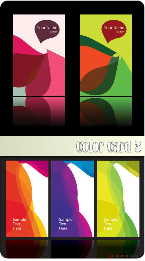 Color Card 3