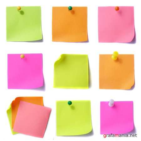 SS Colored notes paper