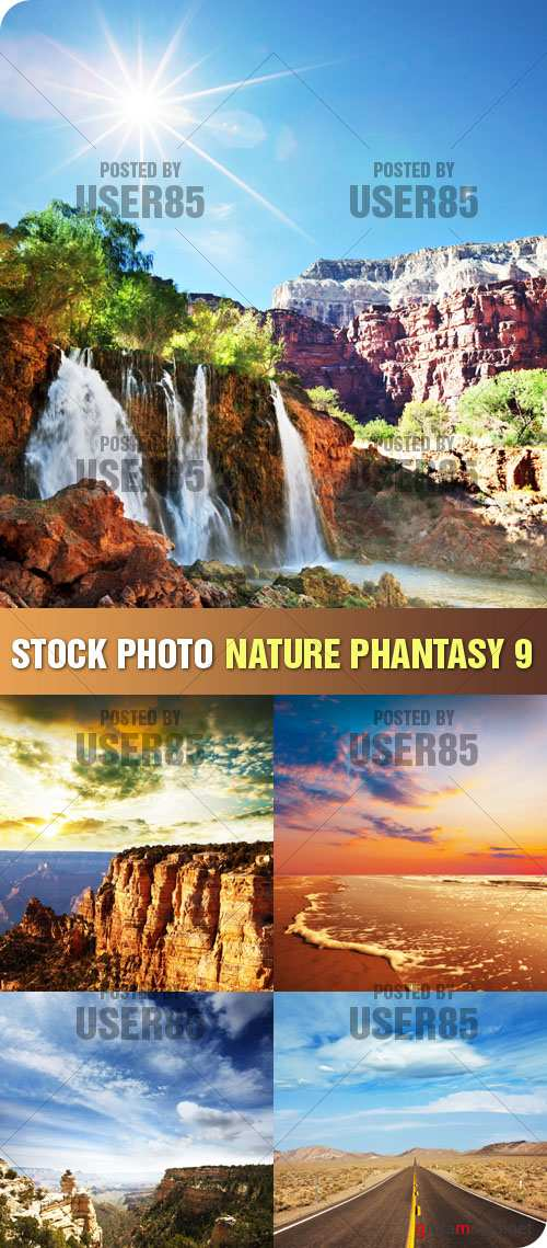 Stock Photo - Nature Phantasy 9