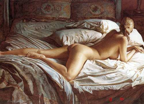 Beautiful Artworks by Steve Hanks