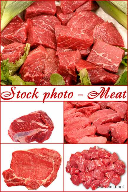 Stock photo - Meat