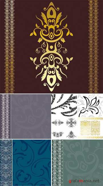 Decorative Ornament Vectors