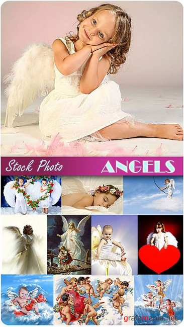 Stock Photo – Angels