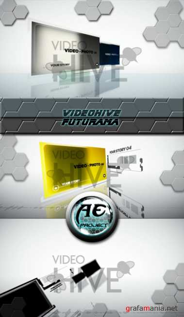 VideoHive After Effect project - Futurama