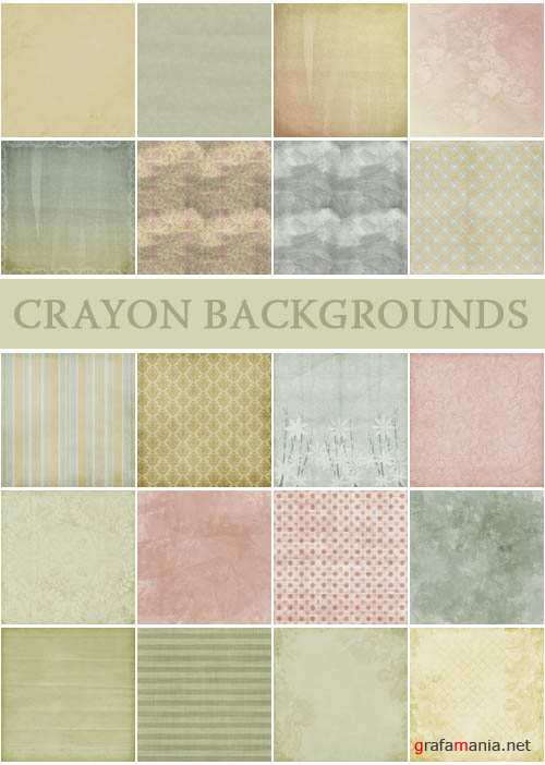 ���������� ���� | Crayon backgrounds