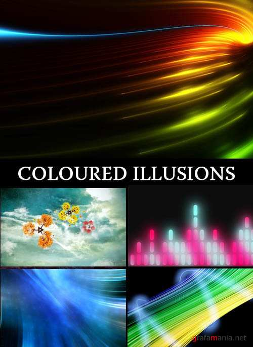 ������� ������� | Coloured illusions
