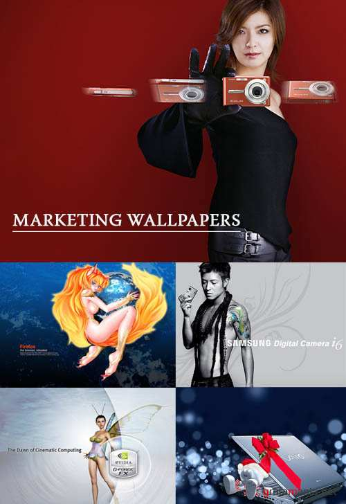 Marketing Wallpapers