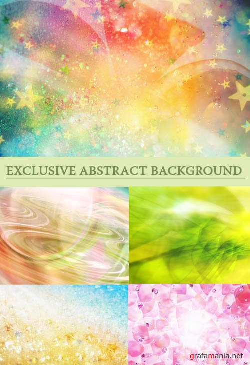 Exclusive Abstract Background