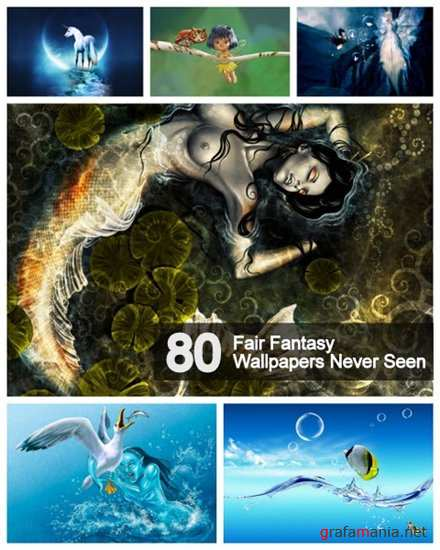 80 Fair Fantasy Wallpapers Never Seen