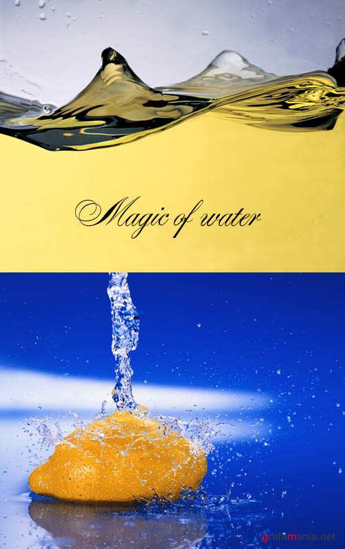 Magic of water