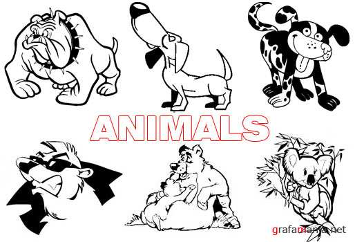 Vectors - Animals