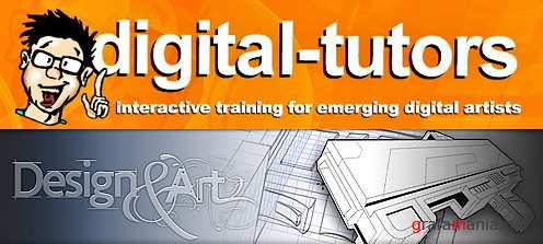 Digital Tutors - Fundamentals of Perspective Drawing