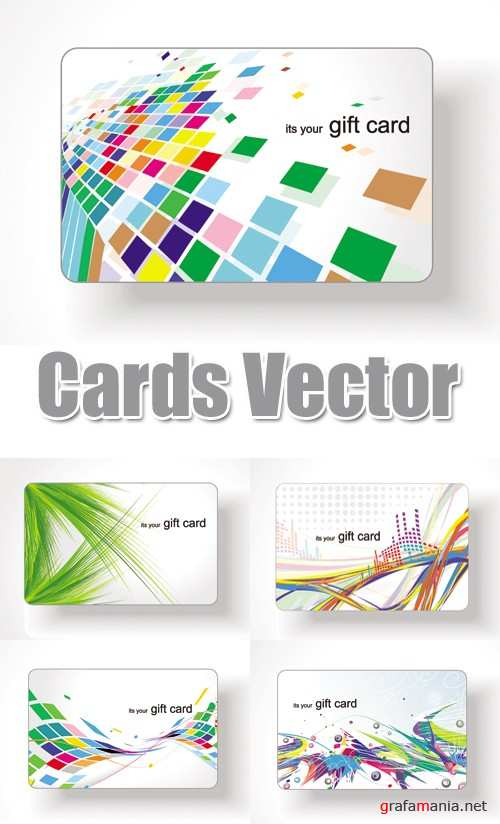 Cards Vector