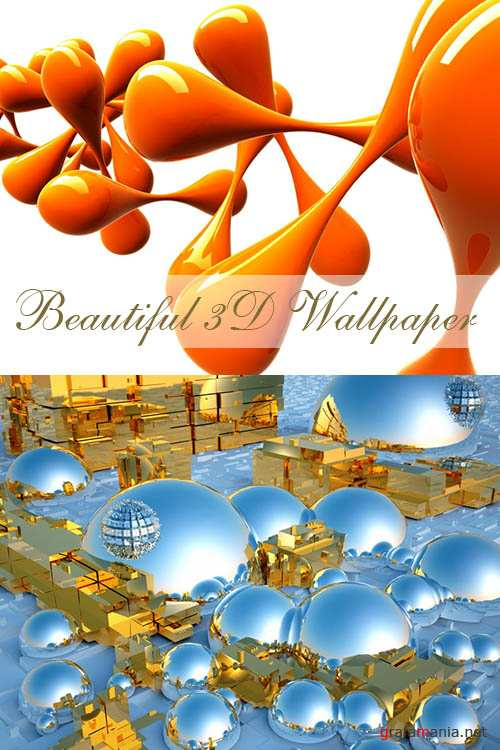 Beautiful 3D Wallpapers